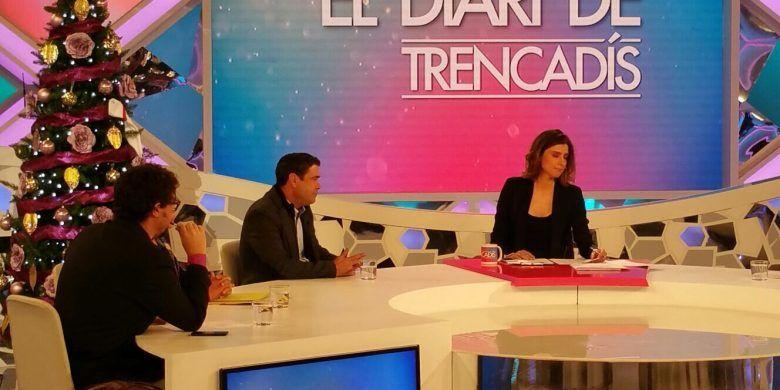 """Entrevista en """"El Diari de Trencadís"""""""
