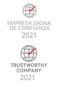 Empresa digna de confianza 2021